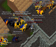 Ultima Online Serpent's Hold Action